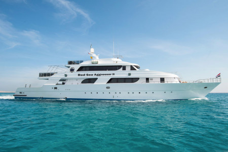 Red Sea Aggressor II Liveaboard