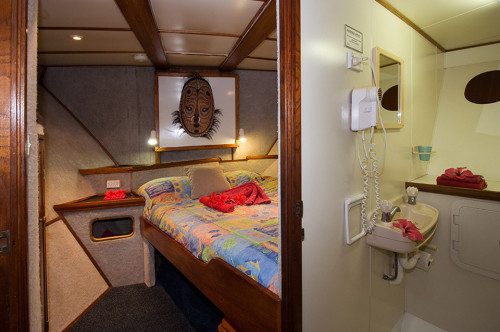 MV FeBrina Double Cabin