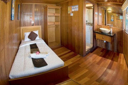 Cheng Ho Single Bed Main Deck Cabin