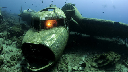 Wreck Diving - Liveaboard Diving