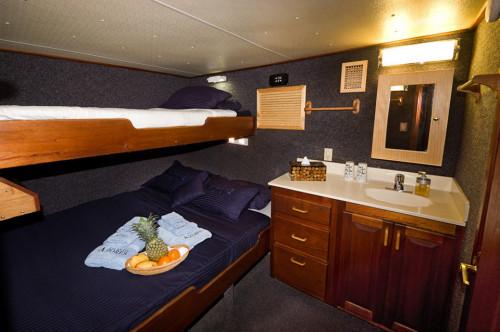 Atlantis Azores Deluxe Cabin