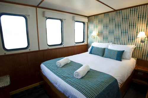 Spirit of Freedom Ocean View Deluxe Cabin