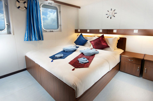 French Polynesia Master Premium Twin/Double Cabin