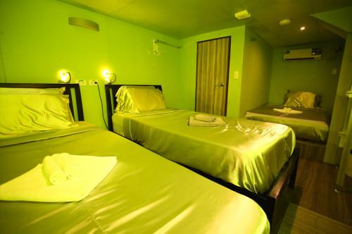 All Star Stella Maris Premium Economy Cabin