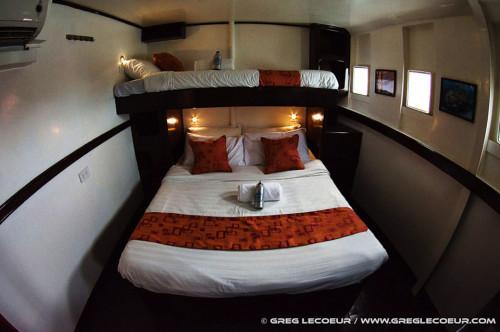 Seadoors Deluxe Cabin