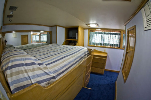 Bahamas Master Premium Double Cabin
