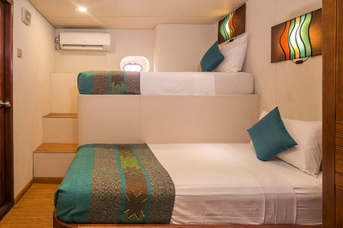 Carpe Diem Standard Cabin