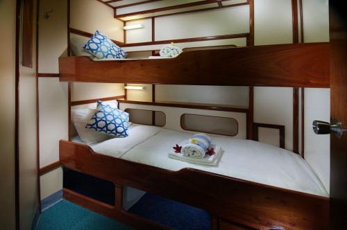 Solomons PNG Master Standard single Cabin