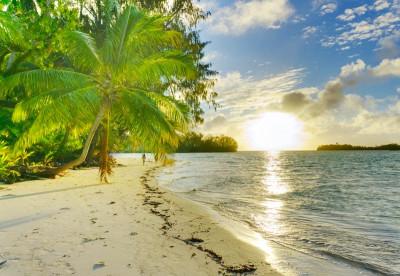 Diving Beach - Truuk/Palau
