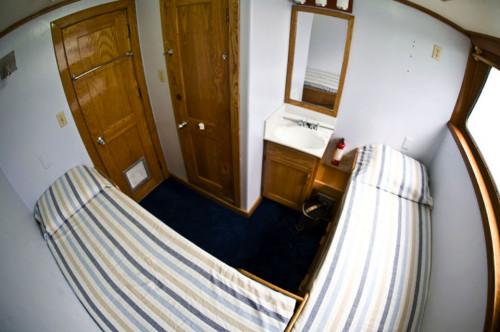 Bahamas Master Standard Twin Cabin