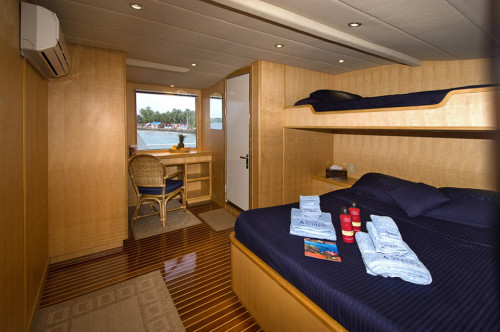 Atlantis Azores Owners Suite Cabin
