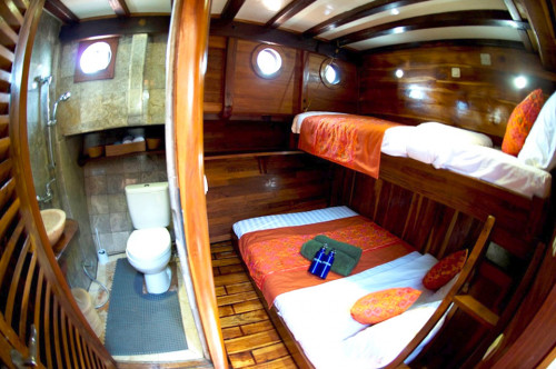 Ilike Standard Twin Cabin