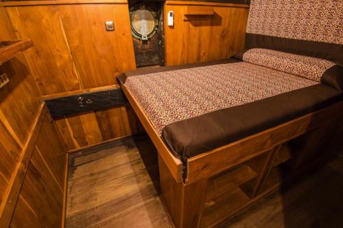Pindito Double Cabin