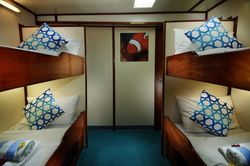 Solomons PNG Master Standard Twin Cabin