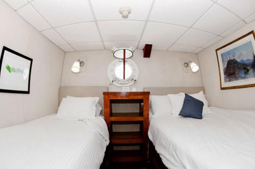 Nautilus Explorer Stateroom Cabin