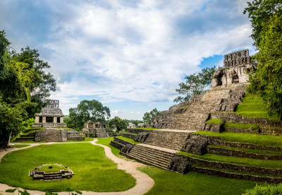 Temples in Mexico - Diving Holidays