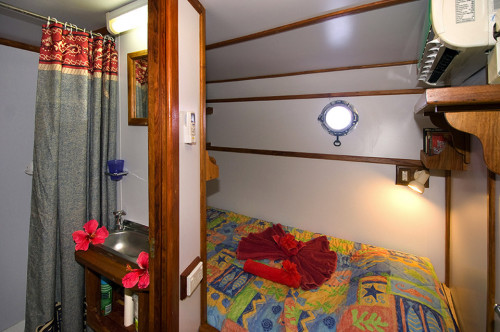 MV FeBrina Single Cabin
