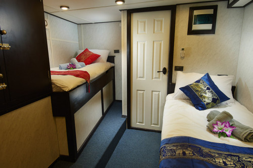 Truk Master Classic Twin Cabin