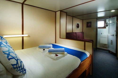 Solomons PNG Master Premium Double Cabin