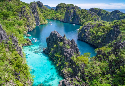 Island Diving in the Philippines