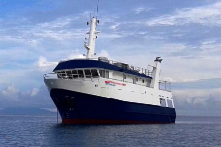Liveaboard Diving Boat of the Month – Solomons PNG Master