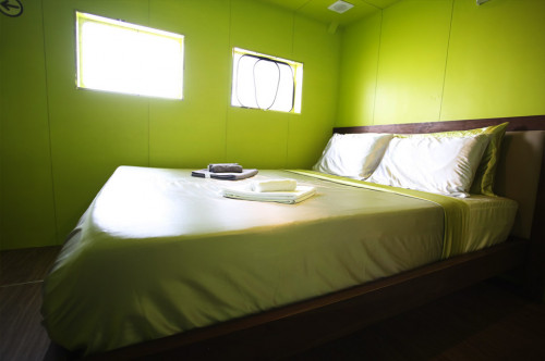 All Star Stella Maris Deluxe Cabin