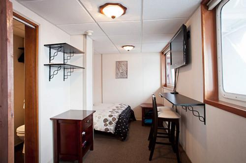 Nautilus Explorer Superior Suite Cabin