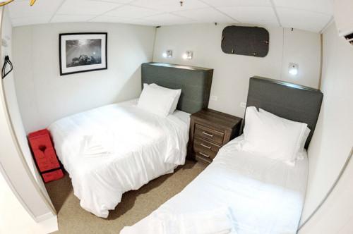 Nautilus Belle Amie Stateroom - Lower Deck Cabin