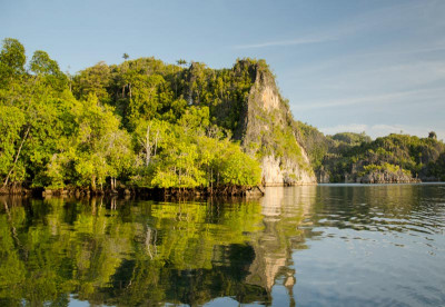 Islands Diving by Liveaboard in Papua New Guinea